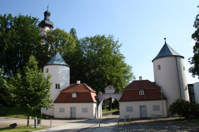 Schlosstor (heutige Ansicht)