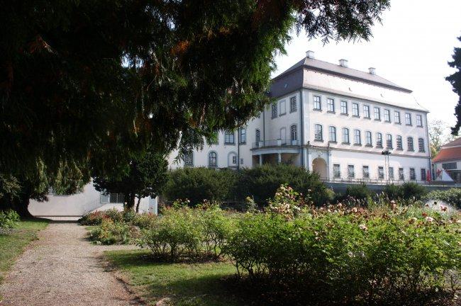 Laupheim Schloß (heutige Ansicht)
