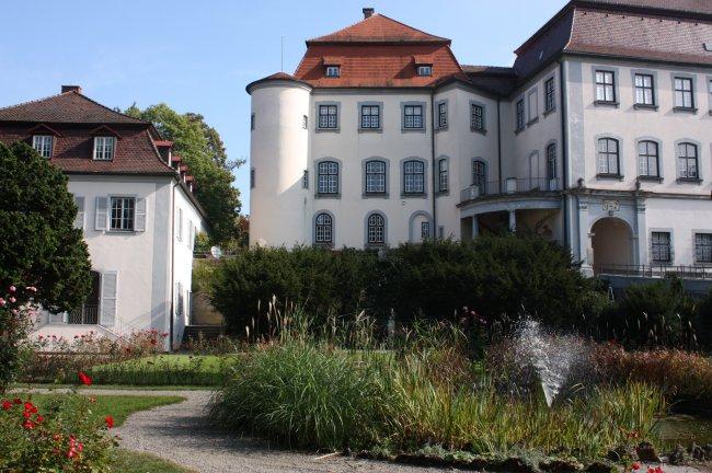 Laupheim, Schloß (heutige Ansicht)