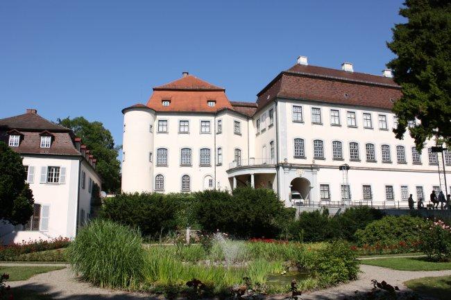Laupheim Schloss Gross-Laupheim (heutige Ansicht)
