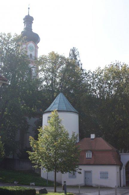 Laupheim (heutige Ansicht)