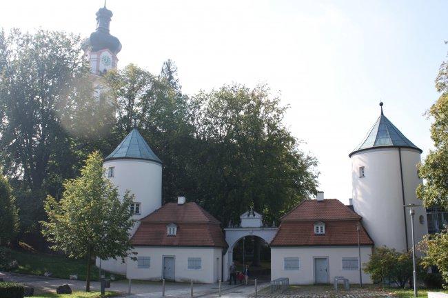 St. Peter und Paul Kirche (heutige Ansicht)