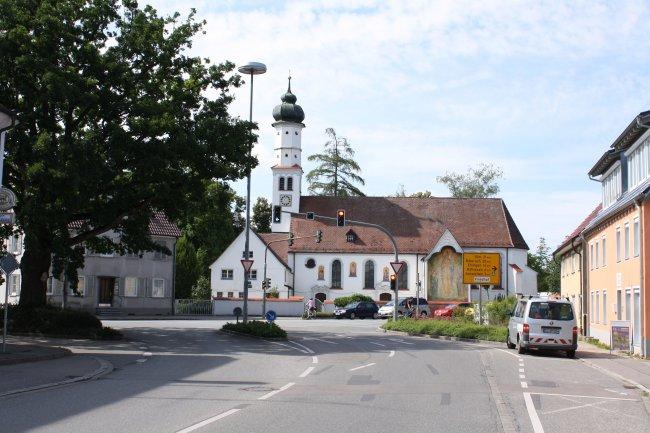 Laupheim, Kapelle (heutige Ansicht)