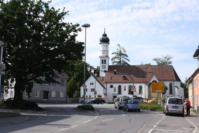 Laupheim, Friedhofkapelle (heutige Ansicht)
