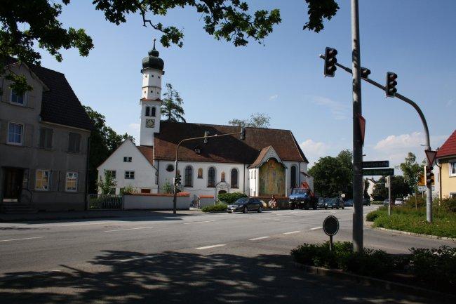 Heilige Grabkapelle, Laupheim (heutige Ansicht)