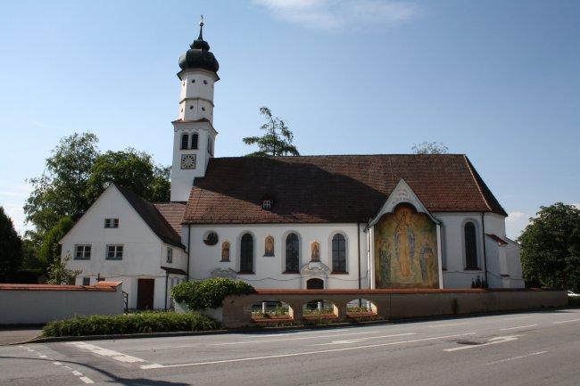 Laupheim, Hl. Grabkapelle (heutige Ansicht)