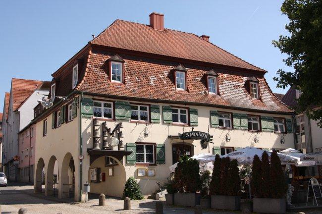 Oberer Marktplatz (heutige Ansicht)