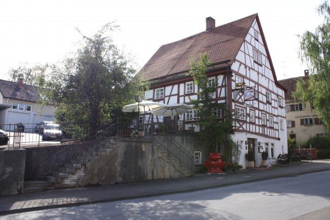 Gasthof zum Ochsen (heutige Ansicht)