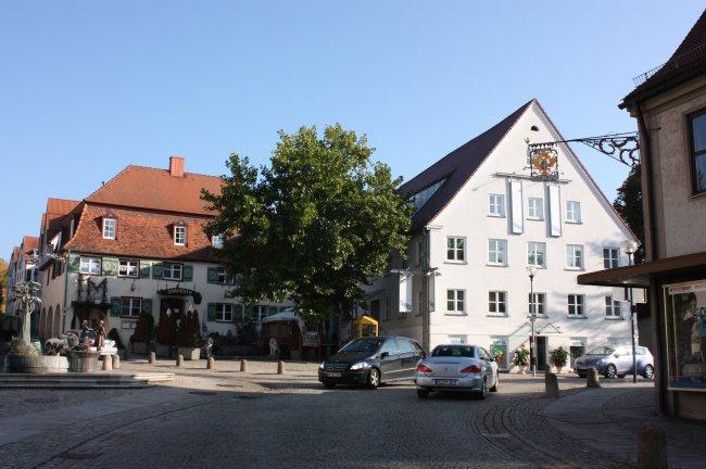 Gasthaus Mohren (heutige Ansicht)