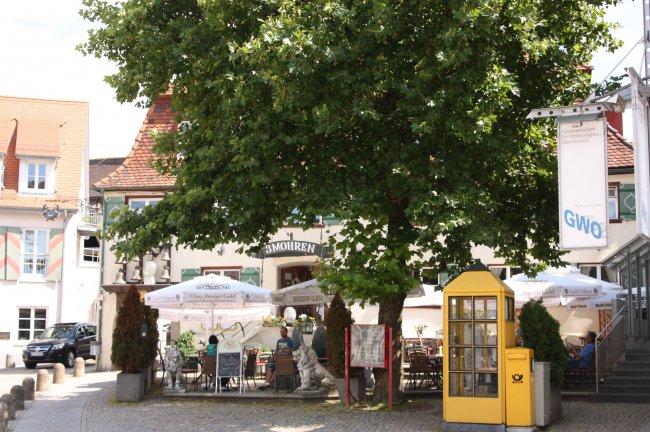 Gasthof Mohren (heutige Ansicht)