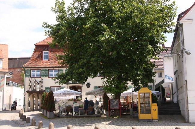 Gasthof zum Mohren (heutige Ansicht)
