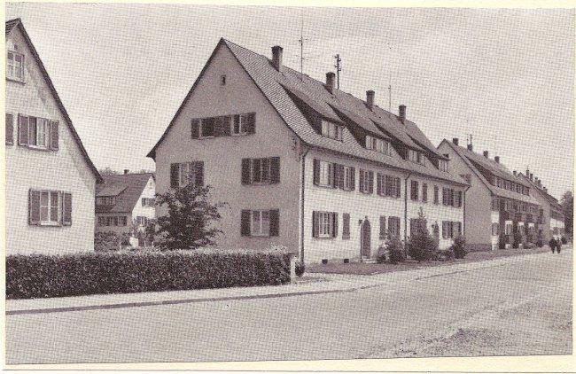 Richard-Wagner-Straße (Vorderseite der Ansichtskarte)
