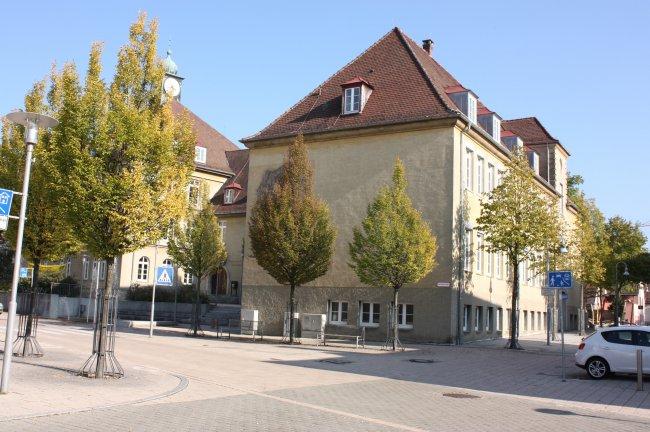 Laupheim, Schulhaus (heutige Ansicht)