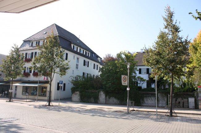 7-Schwabenapotheke, Laupheim (heutige Ansicht)