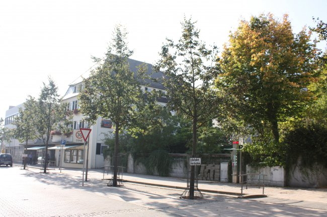 Laupheim, 7 Schwaben-Apotheke (heutige Ansicht)