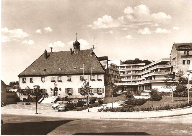 Heilig-Geist-Spital (Vorderseite der Ansichtskarte)