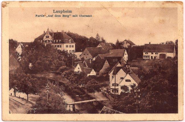 Laupheim - Partie