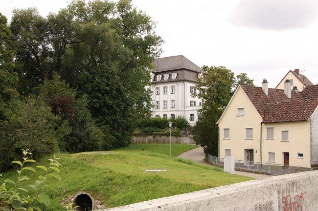 Laupheim, Kgl. Oberamt und Oberamtsgericht (heutige Ansicht)