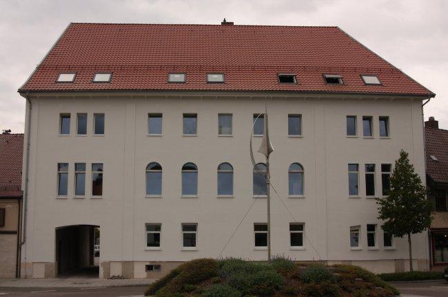Gasthof zur Germania (heutige Ansicht)