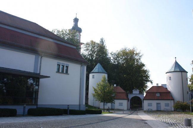 Laupheim, Peter und Paul Kirche (heutige Ansicht)