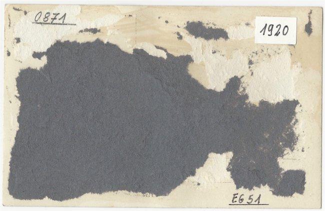Laupheim Ulmerstr. 30 (Rückseite der Ansichtskarte)