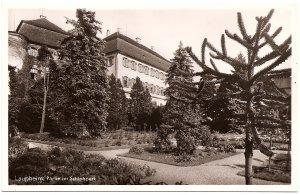 Laupheim Partie am Schlosspark