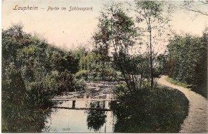 Laupheim Partie im Schlosspark