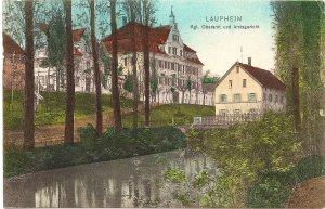 Laupheim Kgl. Oberamt und Amtsgericht