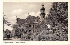 Laupheim/ Württ.,Stadtpfarrkirche