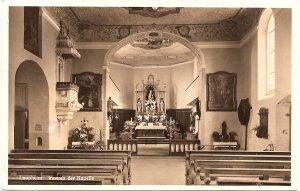Laupheim, Inneres der Kapelle