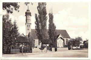 Heilige Grabkapelle, Laupheim