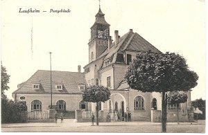 Laupheim - Postgebäude