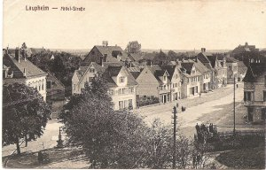 Laupheim - Mittel-Straße