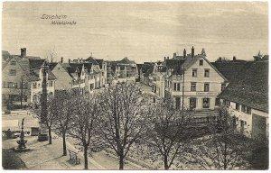 Laupheim, Mittelstraße