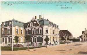 Laupheim, Bahnhofhotel