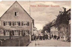Untere Rabenstraße, Laupheim