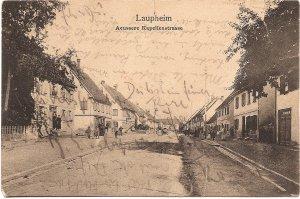 Laupheim, Aeussere Kapellenstrasse