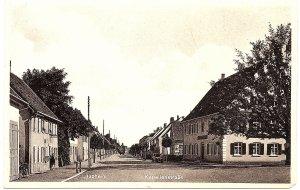 Laupheim, Kapellenstraße
