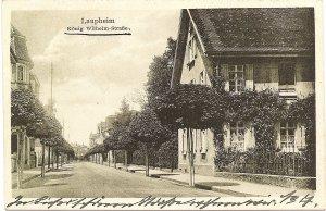 Laupheim, König Wilhelm-Straße