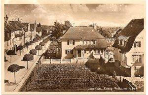 Laupheim, König-Wihelmstraße