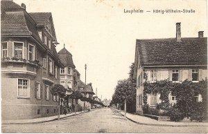 Laupheim - König-Wilhelm-Straße