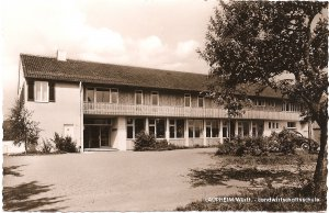 Laupheim/Württ. - Landwirtschaftsschule