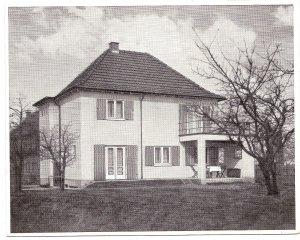 Haus Otto Miller