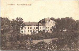 Laupheim, Bezirkskrankenhaus