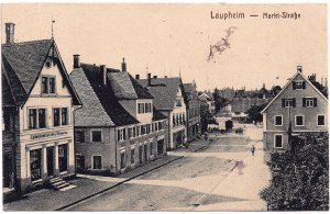 Laupheim - Markt-Straße