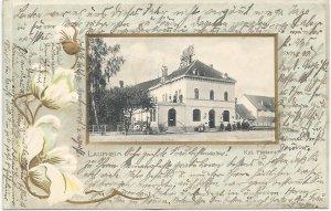 Laupheim Kgl. Postamt