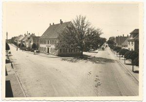 Kapellenstrasse / Ulmer Straße 1935