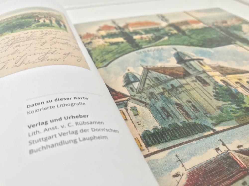 Einhundert historische Laupheimer Ansichtskarten